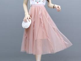 很仙的复古网纱裙子,穿出梦幻少女感