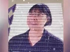 小伙用8000多张牌摆张桂梅画像,网友:很有一套!