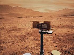 """""""祝融号""""火星车行驶超400米 目前一切正常!"""