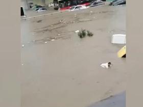 河南洪涝致33人遇难8人失踪,天佑我中华!河南加油!