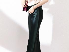 美得一点不庸俗的包臀裙,惊艳到我了!
